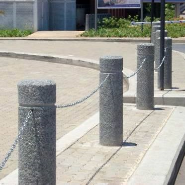 Designer Bollards – Taking a Soft Approach to Hard Security
