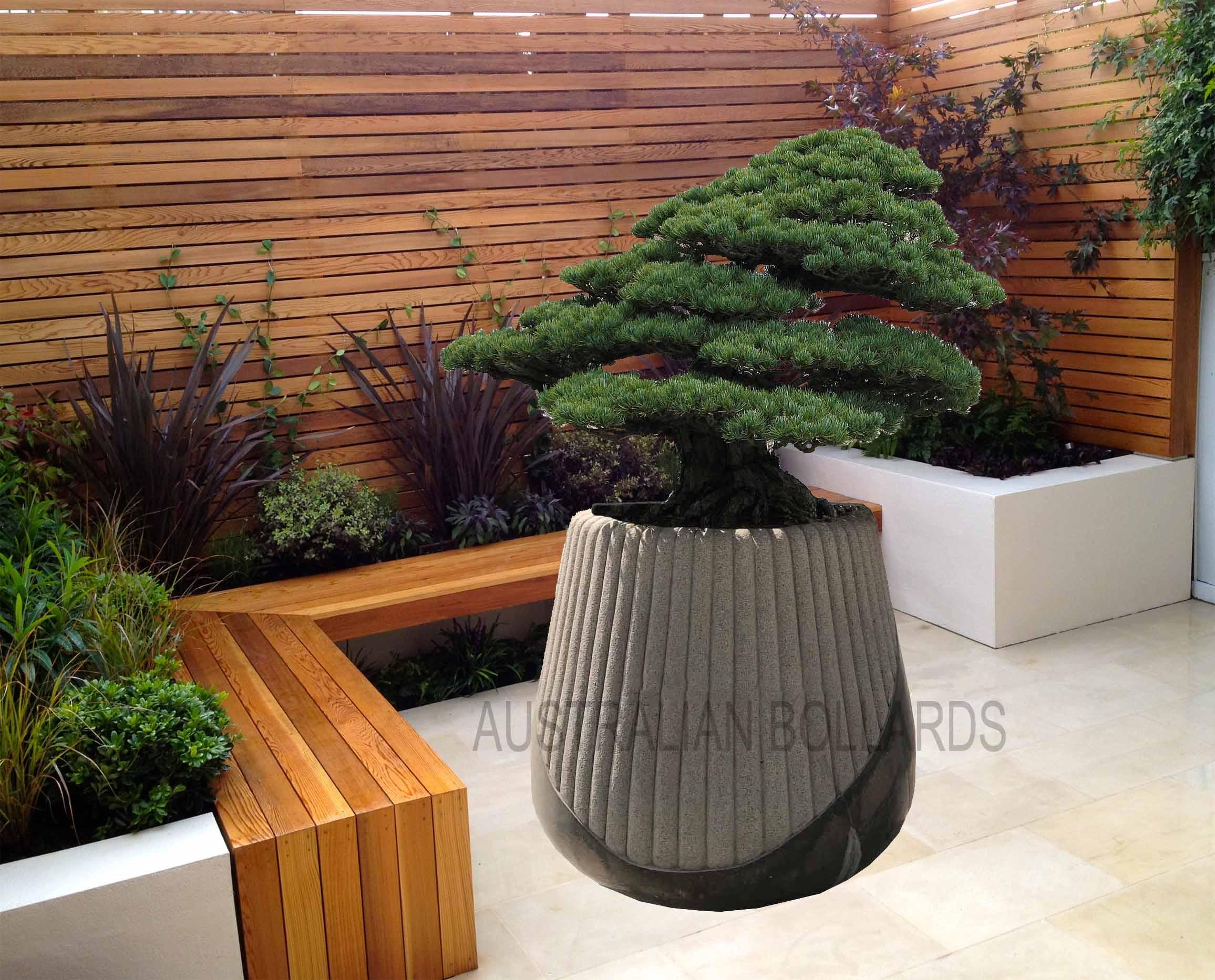 Granite – Designer Bollards
